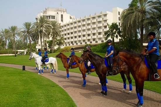Dubaï, aussi pour les amoureux d'équitation 3
