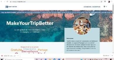 MakeYourTripBetter.com met en relation habitants et visiteurs unis dans une même passion 10